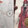 【親子デザイン工房】息子の原画をプロのイラストレーターの父親が本気で描く!親子合作のイラストが話題!