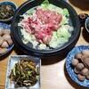 2018/08/12の夕食【山形】