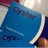 ロンドンの地下鉄を安くするのに必須の「オイスターカード」。料金から払い戻し方法まで解説します。