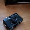 もう一度フィルムカメラ ~Rollei 35B~