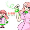 キャラクター:朱 桃羽