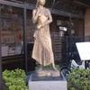 彫刻放浪:金町駅周辺と水元公園