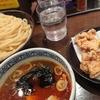つけ麺のお店だけど唐揚げがとても美味しい事で有名な三田製麺で夕食してきました。