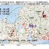 2017年07月27日 00時46分 滋賀県北部でM3.6の地震