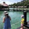 2018年GWは家族でコタキナバル 憧れの水上コテージに泊まってみました 朝からサプライズゲスト?滞在中は何ができるの?