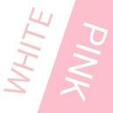白とピンクは魔法の色