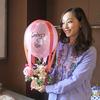 新商品!結婚のお祝いに気球バルーンアレンジ