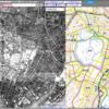 【知】昔の地図が見れる『今昔マップ on the web』がすごい