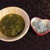 お野菜からの離乳食  [67日目  スペルト小麦100%パン入り野菜スープ]