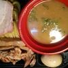大つけ麺博二日目 麺屋翔 鶏白湯つけ麺(翔つけ博黄金盛り)