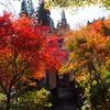 能登平等寺「十三仏」と紅葉(その1)