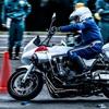 第48回 全国白バイ安全運転競技大会 第1日目 2017