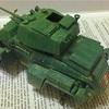 タミヤ 1/48 7t4輪装甲車Mk.IV その3