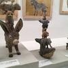 木彫りのロバが可愛い 動物の彫刻家 はしもとみお さんの個展 に行ってきた