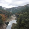 吉野橋から神通峡の紅葉を見に、今年もプチドライブ