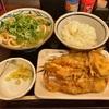 うどん屋で天麩羅丼を食べました @一宮 丸亀製麺