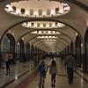 マヤコフスカヤ駅とグリンカ博物館
