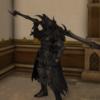 FF14 暗黒騎士 LV70に到達、ダークアーツを使うスキル回しが面白い