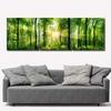 部屋の壁に「美しい森」を登場させて雰囲気を変える1つの方法