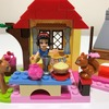 レゴ (LEGO) ジュニア ディズニー 白雪姫の森のおうち 10738 で遊んでみたよ。