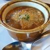 今日のお昼、オニオングラタンスープを食べるっていう選択、どうです?