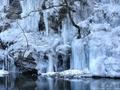 【三十槌の氷柱】【あしがくぼの氷柱】都内から日帰りで行ける氷柱