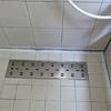 洗い場の目地補修