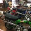 思い出のモーターサイクル〜DAX70