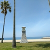 「令和」最初の夏を待つビーチ (五色姫海浜公園)