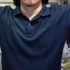 ポロシャツで出勤してしまいました。