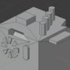 Blender用アドオン「Grid Modeler(グリッドモデラー)」の使い方記事を公開