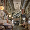 北九州・若松散策(2):大正町商店街・ゑびす市場,夏の日常に飛び込む。