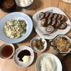今日の晩御飯 「映え」を狙ってみた!豚ロース薄切り肉のネギ海苔巻きフライ