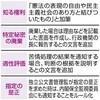 秘密法、国民の不安軽視 「政府意のまま」恐れ残る-東京新聞(2014年9月11日)