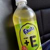 「ファンタ キウイ+E」キウイ3個ぶんのビタミンE!そもそもキウイってビタミンEどれ程あるか調べてみました( ̄▽ ̄)