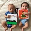双子育児、絵本の読み聞かせはパパの役割、絵本が及ぼす発達への良い効果