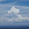 五島列島の雲