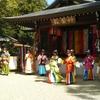 *昨日は高麗神社にて、古代衣装絵巻に参加させて頂きました。