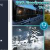 BIG Environment Pack Vol.2 大自然が美しい「森」「丘」「山小屋」「山頂」超リアルな大自然3Dモデル