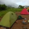 夏山でのテント泊 - 忘備録 -