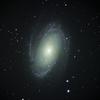 M82 の隣に輝く M81 おおぐま座 渦巻銀河