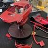 インプレッサ鷹目ワゴン製作⑧ ボディ塗装&内装、足廻り