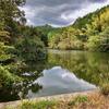 ながす下池(和歌山県紀の川)