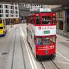 """香港の""""二階建て路面電車(トラム)""""が可愛すぎる件"""