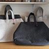 木綿のバッグ