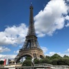 フランスへの旅