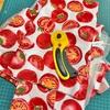 秋の準備!長袖のパジャマ作り