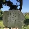 万葉歌碑を訪ねて(その241,242)―大津市唐崎 唐崎苑湖岸緑地万葉歌碑―