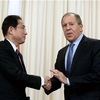 「平和条約や経済協力へ努力」…日露外相会談
