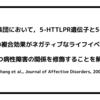 中国人集団において,5-HTTLPR遺伝子と5-HTR1A遺伝子の複合効果がネガティブなライフイベントと大うつ病性障害の関係を修飾することを解明 (Zhang et al.,Journal of Affective Disorders, 2009)